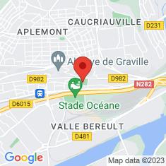 Carte / Plan Stade Jules-Deschaseaux