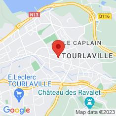 Carte / Plan Tourlaville