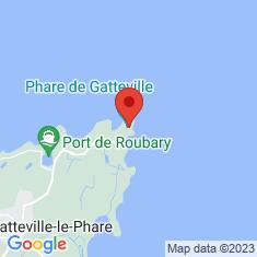 Carte / Plan Phare de Gatteville