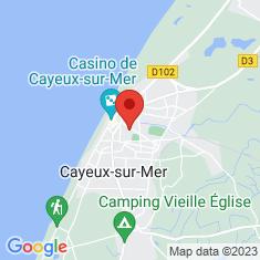 Carte / Plan Cayeux-sur-Mer