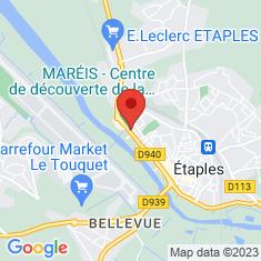 Carte / Plan Maréis