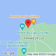 Carte / Plan Grand Site des Deux Caps