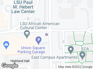 Map showing location of Law School (Inbound)