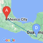 Guatemala City - Mexico City