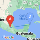 Cancun - Mexico City