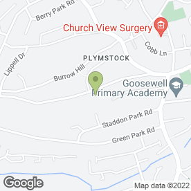 Map of Wills Roofing Contractors in Plymstock, Plymouth, devon