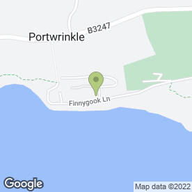 Map of Spencer Coupe Taxation Consultants in Portwrinkle, Torpoint, cornwall