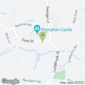 Map of Insight Design & Contract Services in Plympton, Plymouth, devon