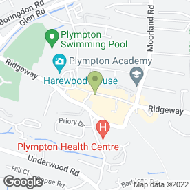 Map of 1st Access Locksmiths in Plymouth, devon