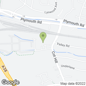 Map of Wernick Hire Ltd in PLYMOUTH, devon