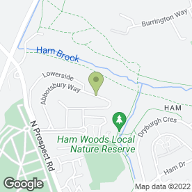 Map of Claires Pet Care - Boarding & Grooming in Plymouth, devon
