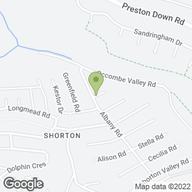 Map of STEVE KNIGHT ELECTRICAL in Paignton, devon