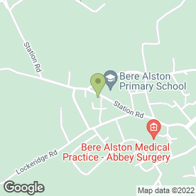 Map of JMC BUILDING CONTRACTORS in Bere Alston, Yelverton, devon