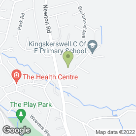 Map of Fenceline Ltd in Kingskerswell, Newton Abbot, devon