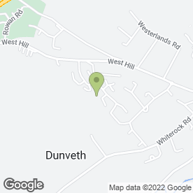 Map of Crossley Plumbing & Heating in Wadebridge, cornwall