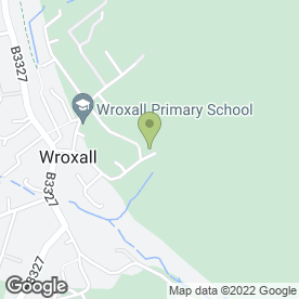 Map of Apex Steel Fabrications in Wroxall, Ventnor, isle of wight