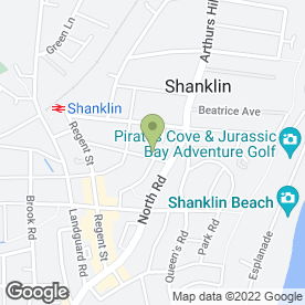 Map of Steve Smy Carpentry in Shanklin, isle of wight
