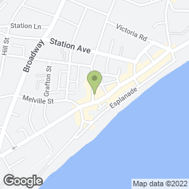Map of Holistics Beauty in Sandown, isle of wight