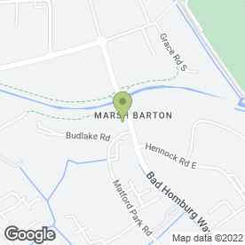 Map of Tool Care Hire LLP in Marsh Barton Trading Estate, Exeter, devon