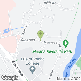 Map of Wight Self Storage in Newport, isle of wight