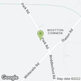 Map of A. Frampton Plant Hire & Groundwork in Wootton Bridge, Ryde, isle of wight