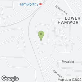 Map of PWB INDUSTRIAL HEATING SERVICES LTD in Hamworthy, Poole, dorset