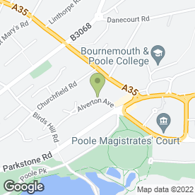 Map of LighterLife in Poole, dorset