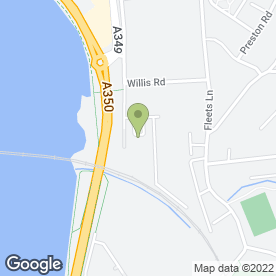 Map of ESSANJAY CITROEN in Poole, dorset