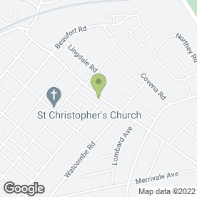 Map of THE DOG GROOMING STUDIO in BOURNEMOUTH, , dorset