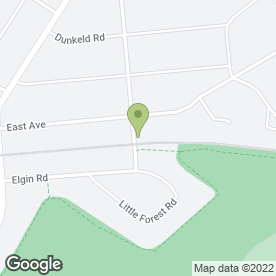 Map of S EDWARDS in Bournemouth, dorset