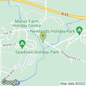 Map of DORSET LEISURE CENTRE in Charmouth, Bridport, dorset