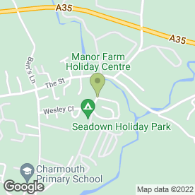 Map of Axe Valley Aerials in Bridport, dorset