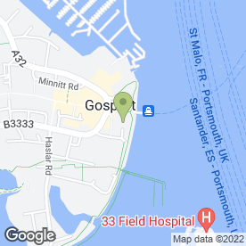 Map of T K Snax in Gosport, hampshire