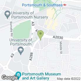 Map of Mail Boxes Etc in Portsmouth, hampshire