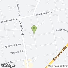 Map of Sue & Adrian Childminding Services in Ferndown, dorset