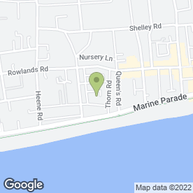 Map of PhotographyPiE in Worthing, west sussex