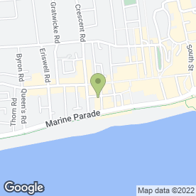 Map of National Tyres and Autocare in Worthing, west sussex
