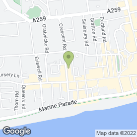 Map of Carpenter Box LLP in Worthing, west sussex