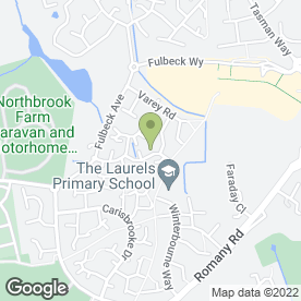 Map of Pawfect Dog Grooming in Worthing, west sussex