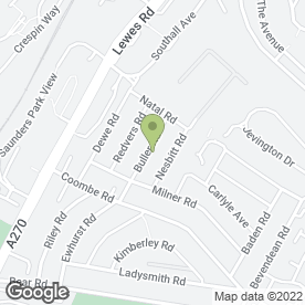 Map of Sussex Security in Brighton, east sussex