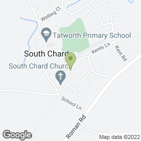 Map of A.S Security Alarms Ltd in South Chard, Chard, somerset