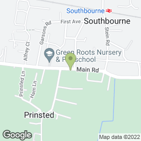 Map of SERVICE FORCE in Southbourne, Emsworth, hampshire