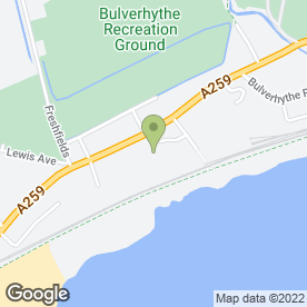 Map of BEM BUILDERS & DECORATORS in St. Leonards-On-Sea, east sussex