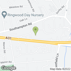 Map of L N Plastering & Son in Ringwood, hampshire