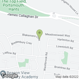 Map of Passmark Driving Tuition in Portsmouth, hampshire