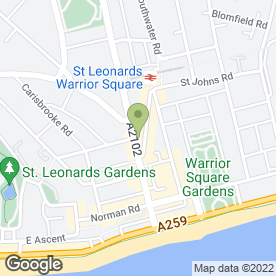 Map of Big Ben Ltd in St. Leonards-On-Sea, east sussex