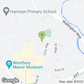 Map of Good Manors Day Nursery in Fareham, hampshire