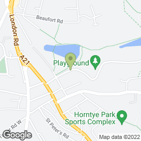 Map of Bilt Carpentry in St. Leonards-On-Sea, east sussex