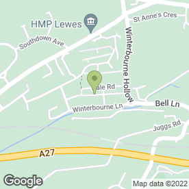 Map of Greatwich Roofing in Lewes, east sussex