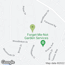 Map of Shred It in Verwood, dorset